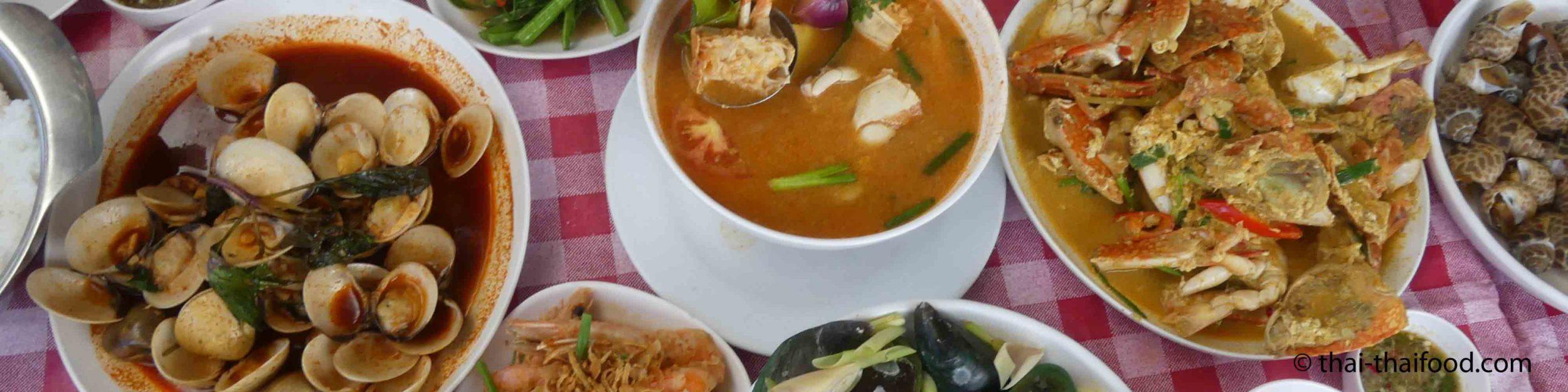 Thai Restaurant Verzeichnis