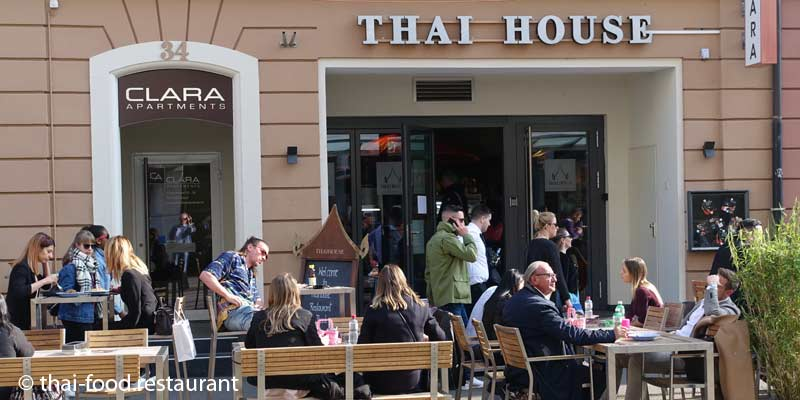 Thai House Oriental Basel