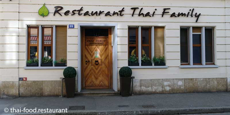 Restaurant Thai Family Basel