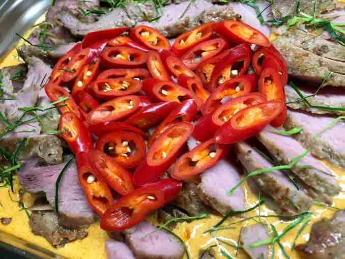 Thai Gerichte mit Liebe und Leidenschaft gemacht
