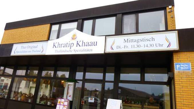 Khratip Khaau Restaurant